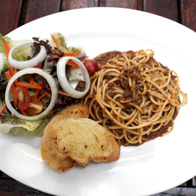Only 295 baht+ for Set Lunch Menu