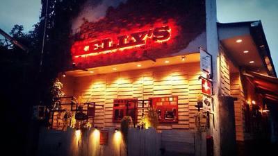 Teriyaki Bar KELLY'S drinks buffet