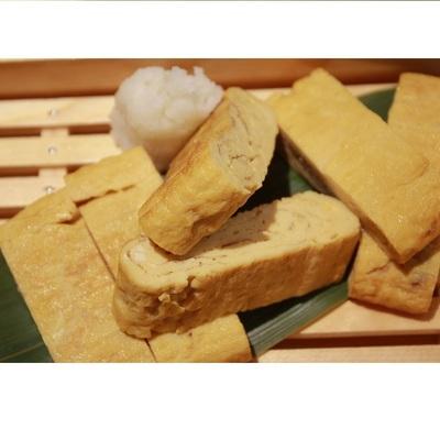 日本で120店舗以上を誇る人気和麺処「サガミ」から蕎麦屋の出し巻き玉子を無料サービス