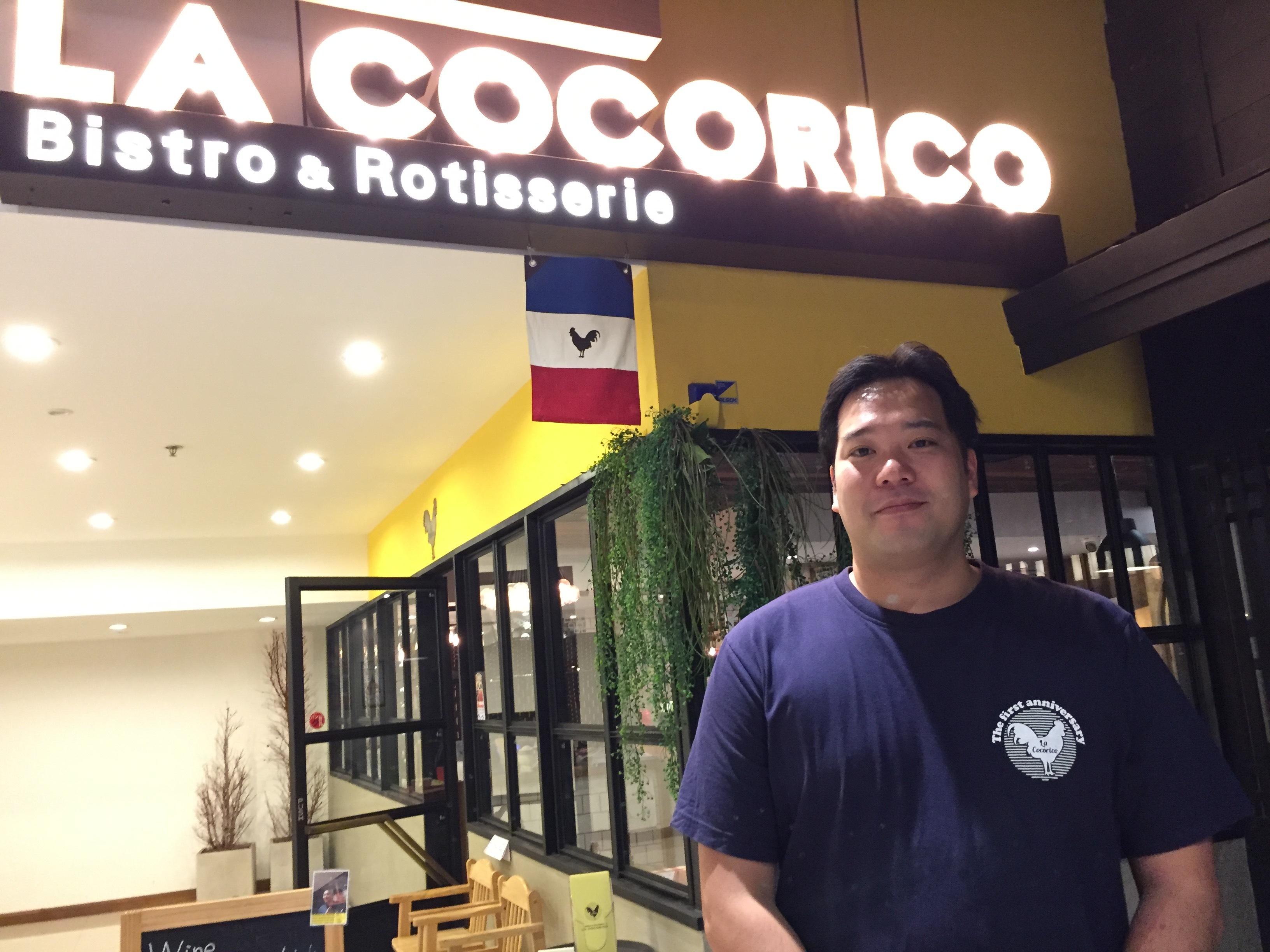 『高橋八大』ーバンコク屈指の実力を誇る人気洋食店『La Cocorico Bangkok』の礎を覗く