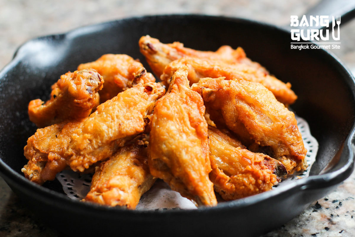 Crispy Fried Chicken U.S.A.