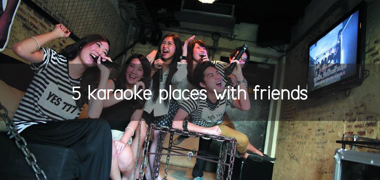 バンコクのおすすめカラオケ店舗 5選